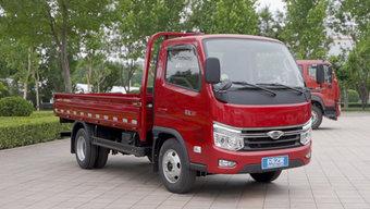 可匹配4.2米货箱 120马力带减震座椅 全新领航S1小卡正式亮相