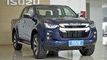 配163马力发动机与爱信6AT 江西五十铃D-MAX外观内饰全新升级!
