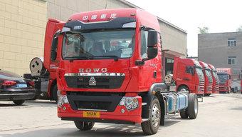 6米8载货车也有AMT!这款国六豪沃TX 还有着1.5万元优惠幅度
