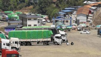 疫情遇上政变 队友途中遭枪击 中国卡友紧急撤离缅甸
