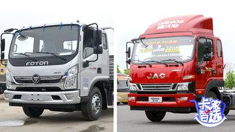 两款高人气绿通运输车型 大力哥VS大金牛mini 你会选择谁?