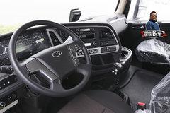 內飾略顯簡潔 更注重整車可靠性 現代創虎LNG車型內飾解讀