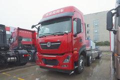 465馬力搭配AMT變速箱 東風天龍KL 8x4載貨車 堪稱冷鏈綠通利器!