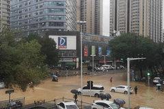 暴雨之下大水淹车 保险理赔要注意这几点