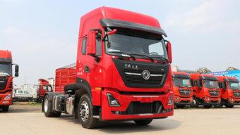 465马力配1150升超大油箱 东风天龙KL 主打高速快递运输!