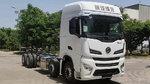搭载560马力13升潍柴机 8x4陕汽德龙X6000载货车来了!