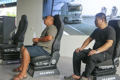 4000多的格拉默座椅好在哪? 卡友:确实比原厂舒服 但运价不允许啊!