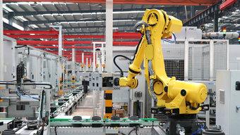 价值20亿生产线 如何智造车桥
