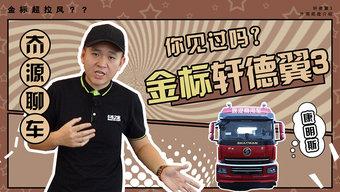 陕汽商用车金色车标有啥含义 答案就在这款轩德翼3的动力链上