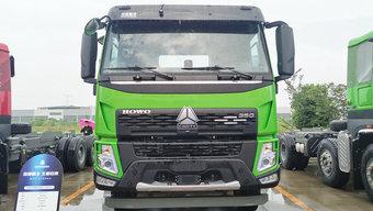 前脸酷似沃尔沃?豪沃V7-X全新上市 全系标配潍柴发动机
