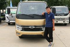 舒適性配置堪比家轎!7萬+起售的時代領航S1小卡 跑城配太合適了