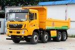 符合广州法规的渣土车长啥样?这台售38万的重汽豪曼H5告诉你