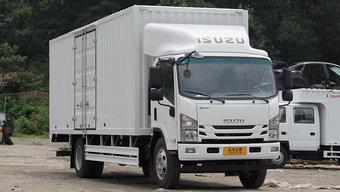 搭载五十铃4HK1发动机 国六庆铃700P助力城际高端物流