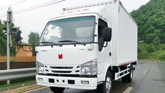 国六2L机+2米1内宽货箱 这款合规蓝牌轻卡铃咖会脱颖而出吗?