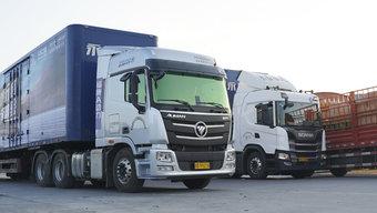 实测油耗仅27.4升!千里争锋 国产与进口卡车谁赢了?(下)