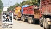 这就尴尬了 广西500名卡车司机集体停运