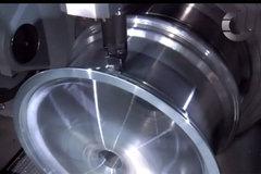 从未见过的轮毂生产过程 来自德国的黑科技