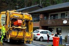 厉害了我的天 沃尔沃的垃圾车都能自动驾驶了