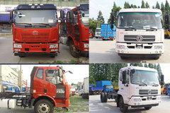 6米8的载货车 东风天锦和解放J6L你中意哪款