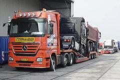 全套检测标准化运输 这样的二手卡车买着才放心