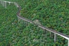 科技含量最高的山区高速公路――雅西高速!