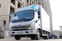 整车货箱18方 11.3万的奥铃CTS性价比高
