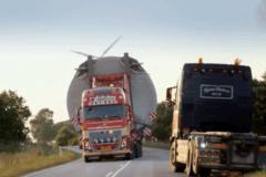 月薪20万的沃尔沃卡车司机 一般司机是真心不敢开