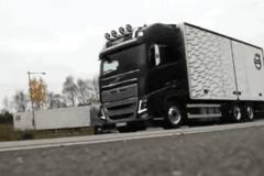 新沃尔沃FH卡车  现在的卡车都太帅了!