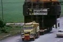 巨头造车回忆录(3):70年代沃尔沃拉大件