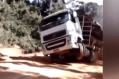 说真的,要问卡车质量,我只服沃尔沃